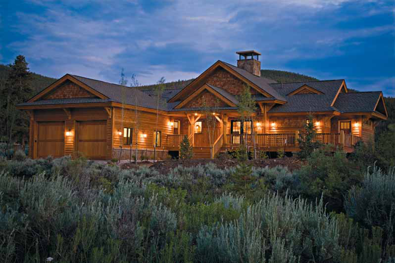 Colorado Style House House Design Plans