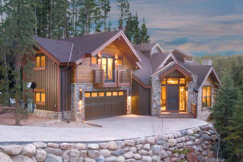 Summit county parade of homes 2014 breckenridge keystone for Colorado style home plans