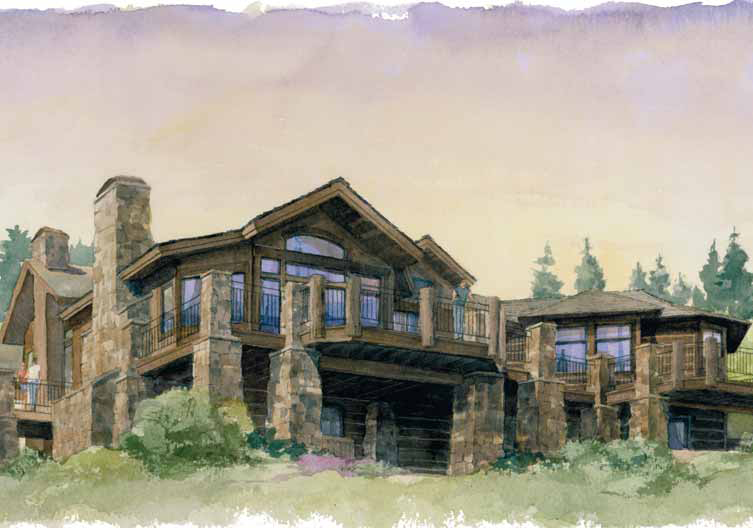 Green Homes Breckenridge Eco Friendly Homes Green Building