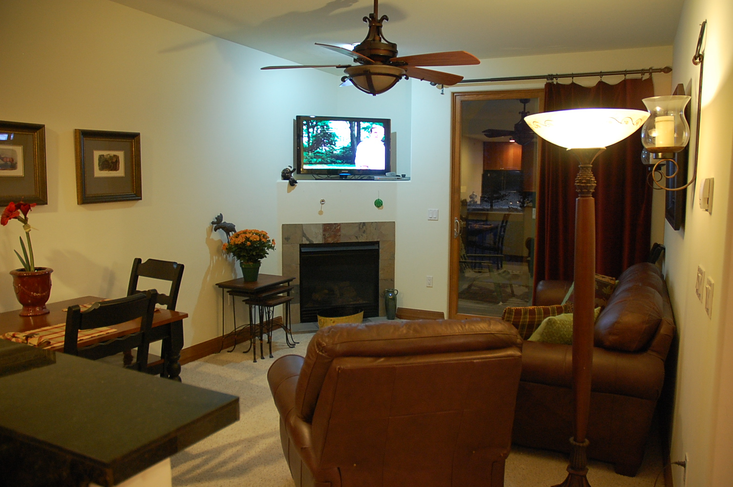 For Sale By Owner Breckenridge 1 Bedroom Condo in Highland Greens Lodge $319,500