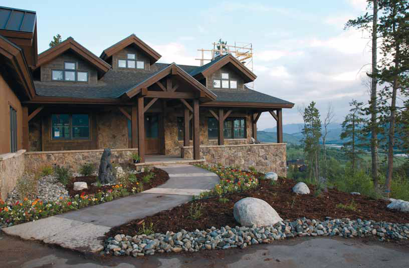 Summit county parade of homes 2014 breckenridge keystone for Summit county home builders