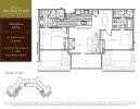 OSHP Floorplan 8504 129x100  One Ski Hill Place Penthouse 8504 at $1,475,000
