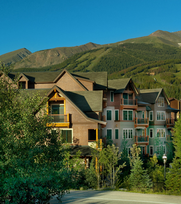 Water House on Main Street exterior Condo Sales Up 33% in Summit County, Colorado