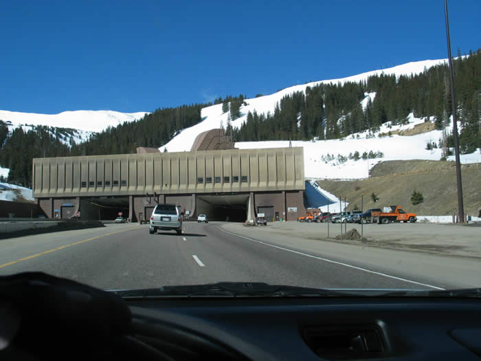 i70 isenhower tunnel
