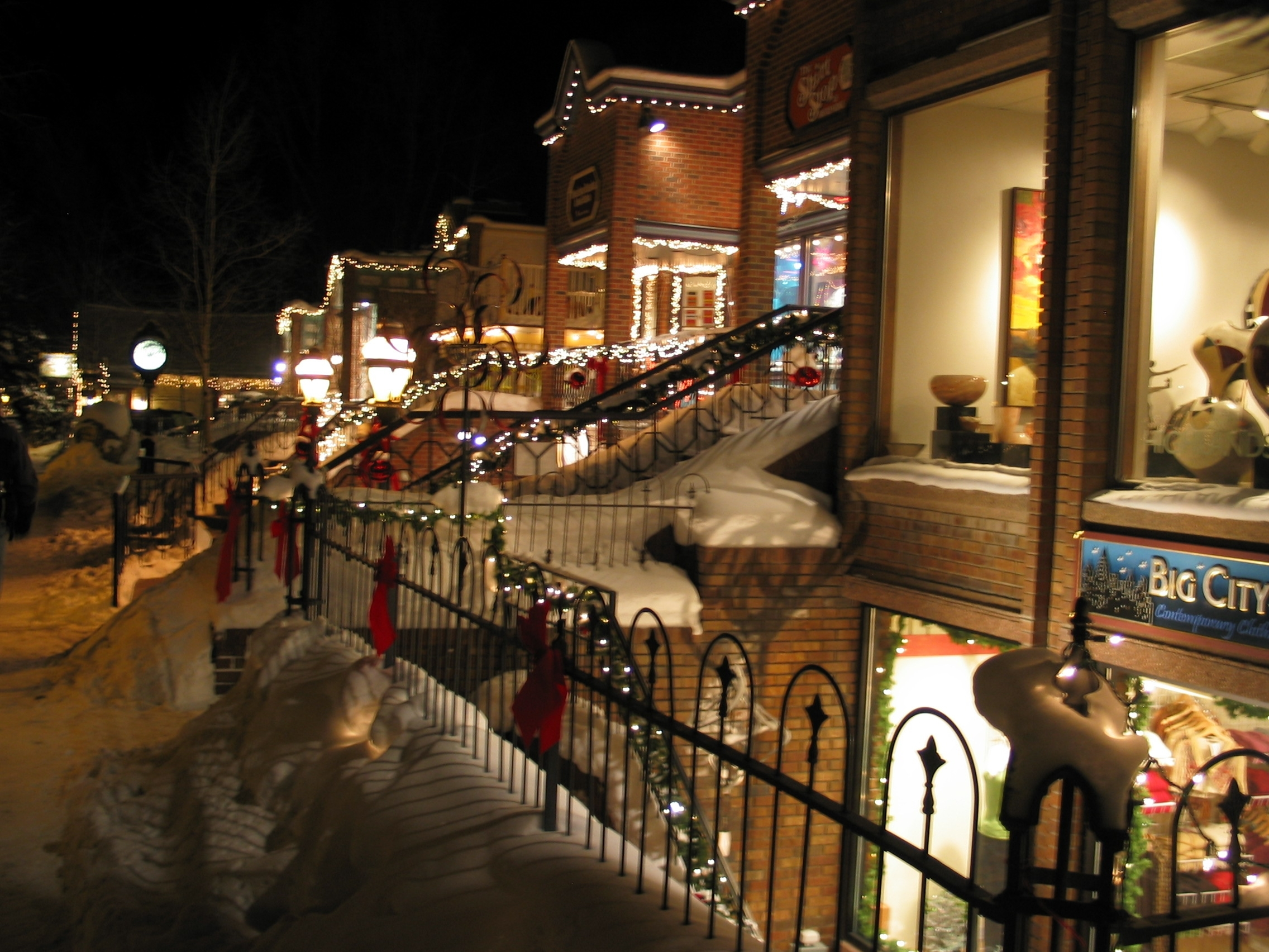 Commercial Real Estate Breckenridge
