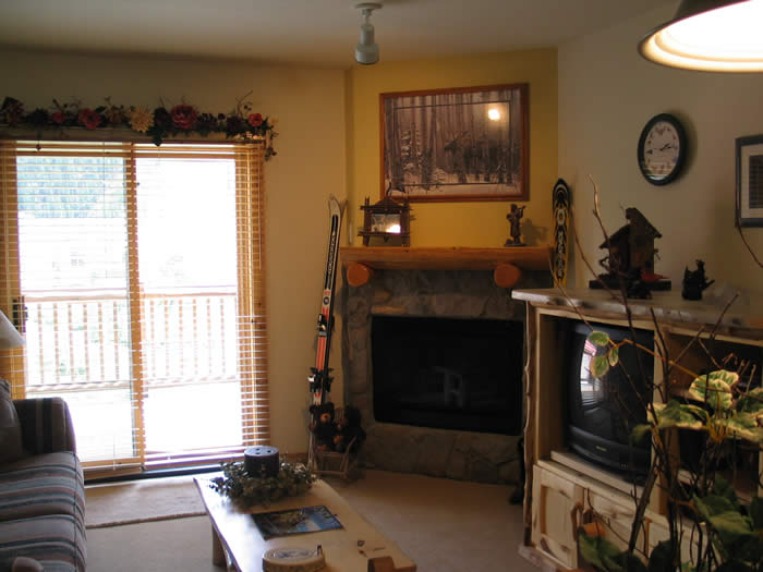 Tenderfoot Condo for rent Keystone