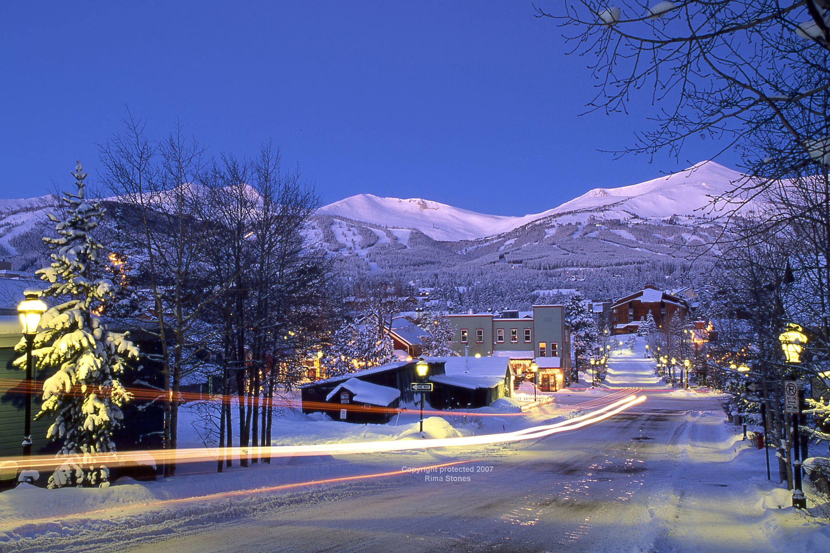 Breckenridge Ski Season Breckenridge Ski Resort is One