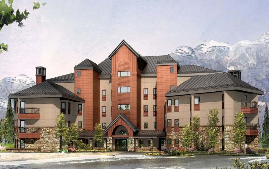 Chateaux Condominiums Breckenridge