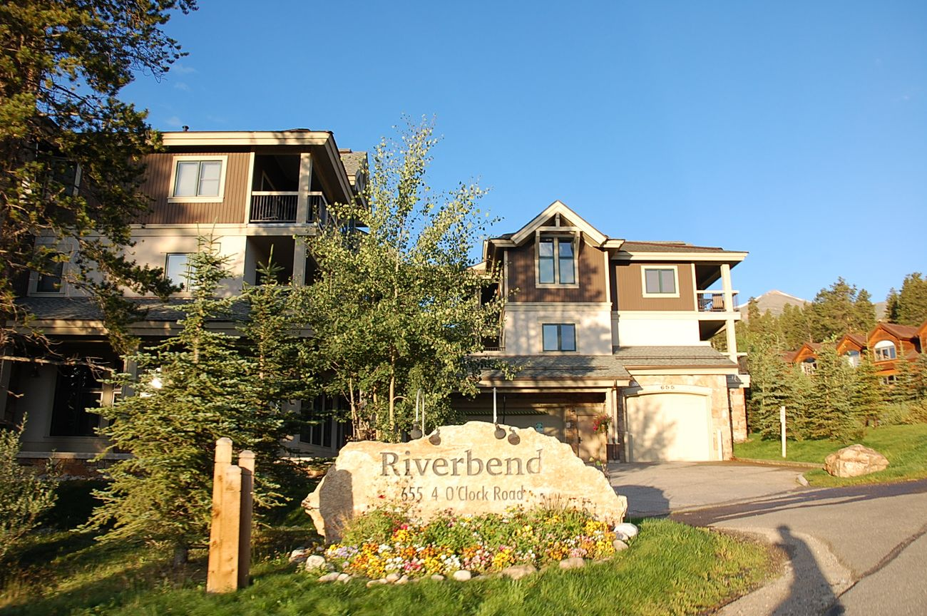 riverbend condos breckenridge