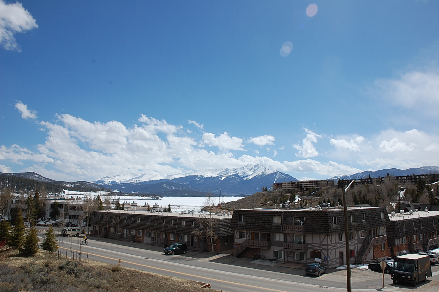 yacht club Condos For sale dillon Colorado
