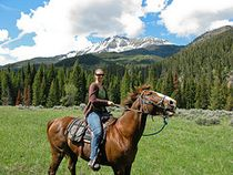 breckenridge horseback riding
