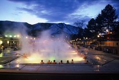 hot springs near breckenridge colorado