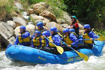 breckenridge white water rafting