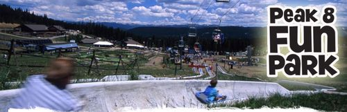 Fun Park at Breckenridge Ski Resort