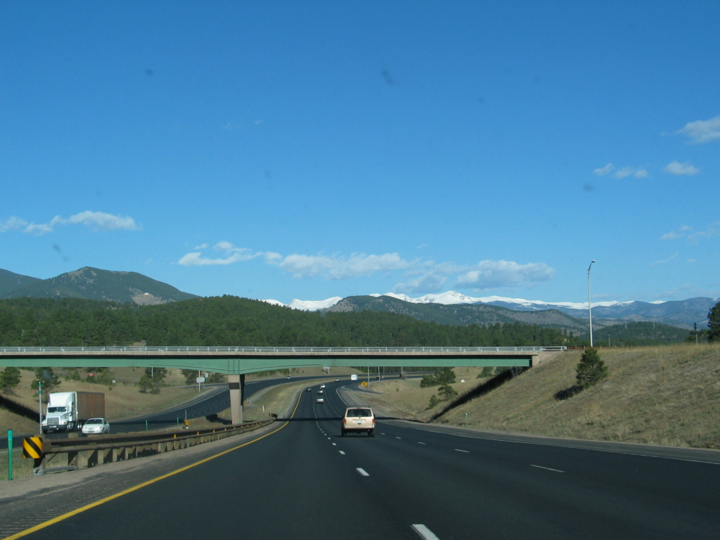 Interstate I-70 Colorado  weather